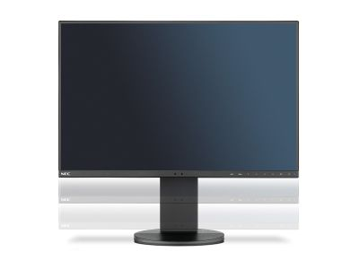 NEC MultiSync EA241WU Black24_ LCD monitor with LED backlight_ IPS panel_ res_ 1920x1200_ DVI-I_DP (60004676)