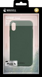 KRUSELL SANDBY COVER IPHONE X/XS MOSS (61452)