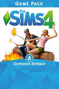 MICROSOFT MS ESD The SIMS 4 Outdoor Retreat (7D4-00233)