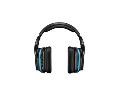LOGITECH G935 Trådløs Gaming Headset usb, 3,5mm minjack, flip-up mute mic, headsetkontroller,  lightsync rgb, pc, kons (981-000744)