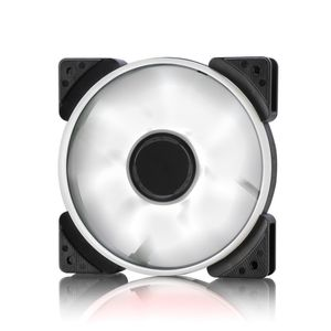 FRACTAL DESIGN Prisma SL-12 White 120mm White LED fan (FD-FAN-PRI-SL12-WT)