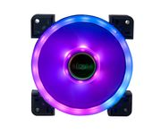 AKASA Vegas TLX 120mm RGB Fan, 1500rpm, Supports 12V RGB LED Pen Head, (AK-FN101)