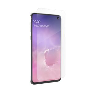 ZAGG / INVISIBLESHIELD GLASS PLUS VISIONGUARD SCREEN SAMSUNG GALAXY S10E (200102655)