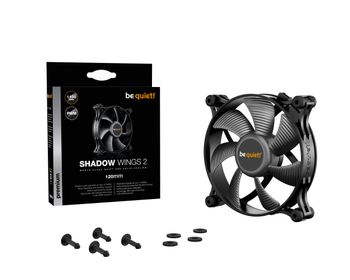 BE QUIET! Shadow Wings 2 120mm PWM fan (BL085)