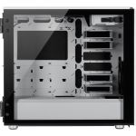 CORSAIR Carbide 678C, White Low Noise, Tempered Glass (CC-9011170-WW)