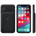APPLE Smart Battery Case iPhone Xs Max Svart (MRXQ2ZM/A)
