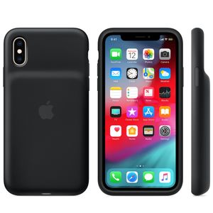 APPLE Smart Battery Case iPhone Xs Svart (MRXK2ZM/A)