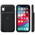 APPLE Smart Battery Case iPhone Xr Svart (MU7M2ZM/A)
