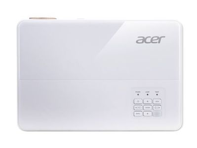 ACER PD1520i DLP Projector LED FHD 1920x1080 2000Lumen 1000000:1 33dB 29dB Eco HDMI MHL D-Sub USB A Composite Audio (MR.JR411.001)