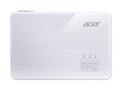 "ACER PD1320Wi, 2000 ANSI lumens, DLP, WXGA (1280x800),  1000000:1,  16:10, 749,3 - 7620 mm (29.5 - 300"""") (MR.JR311.001)"