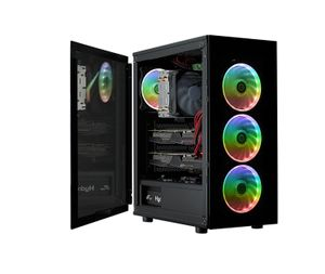 FSP/Fortron Kab FSP CMT340 RGB - Tempered Glass (POC0000061)