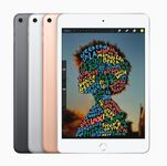 "APPLE iPad Mini 7.9"" Gen 5 (2019) Wi-Fi + Cellular, 64GB, Silver (MUX62KN/A)"