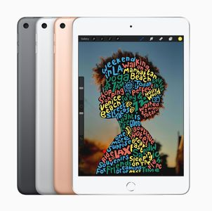 APPLE Ipad Mini Wf Cl 256GB Silver (MUXD2KN/A)