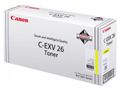 CANON C-EXV 26 toner cartridge yellow standard capacity 6.000 pages 1-pack