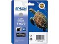 EPSON T157 Light Black Cartridge - Retail Pack Stylus Photo R3000