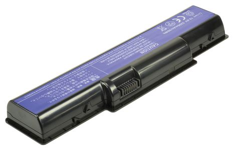 2-POWER Main Battery Pack 10.8v 5200mAh Tilsvarende AS09A31 (CBI3216A)