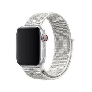 APPLE 40MM SUMMIT WHITE NIKE SPORT LOOP ACCS (MV7F2ZM/A)