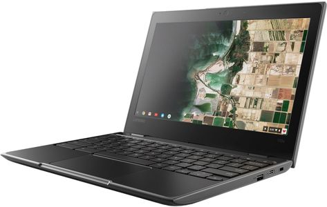 LENOVO 100e Chromebook 2nd Gen MTK 8173C 11.6inch HD TN 4GB 32GB eMMC Integrated CHROME TopSeller (ND) (81QB0004MX)
