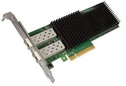 DELL INTEL XXV710 DUAL PORT 25GBE SFP28 PCIE ADAPTER LOW PROFILE   IN CTLR (540-BCCN)