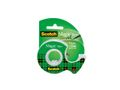SCOTCH Dokumenttape SCOTCH 7,5mx19mm m. holder