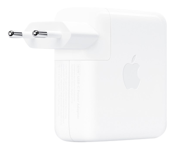 "APPLE 61W USB-C strømadapter For 13"" Macbook Pro med Thunderbolt 3 (USB-C) (MRW22ZM/A)"
