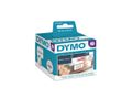 DYMO Diskettetiketter 70x54mm / 320 st