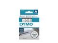 DYMO D1 9mm Tape Black/Clear
