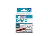DYMO D1 19mm Blue/Hvit (S0720840)