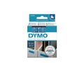 DYMO D1 12mm Black/ Blue labels 45016