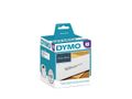 DYMO LW Standard Address labels - Med-Hi Volume, 28x89mm, 2x260