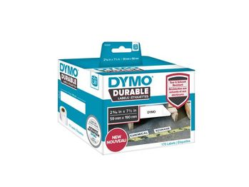 DYMO LW Durable large shelving 59mm x 190mm, 170 labels (1933087)