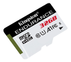 KINGSTON 32GBmicroSDHC Endurance 95R/30W UHS-I CO