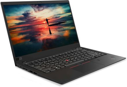 LENOVO ThinkPad X1 Carbon i5-8250U 8GB 256GB 14inch FHD W10P (inc 3Y OS Warranty) (NB! No 4G) (20KH0035MX)