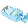 AUDIOVISION Modular contact EZ-RJ45 CAT6 (Extern Shield)