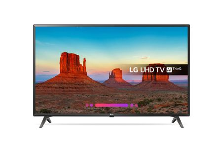"LG 43"" UHD  Smart TV 43UK6300 Ultra-HD(4K),  WebOS (43UK6300PLB.AEN)"