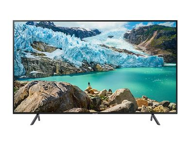 "SAMSUNG 75"" UHD LED Smart TV Ultra-HD(4K),  HDR, Dynamic Crystal Color (UE75RU7105KXXC)"