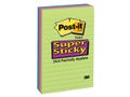 POST-IT Note POST-IT Super Sticky Rain Li102x152