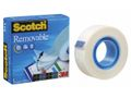 SCOTCH Tape SCOTCH Magic 811 avtagbar 19mmx33m