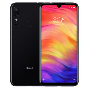 XIAOMI Redmi Note 7 Dual Sim 4+128GB space black EU (MZB7578EU)