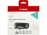 CANON PGI-72 PBK/ GY/ PM/ PC/ CO MLTI PCK PGI-72 PBK/ GY/ PM/ PC/ CO MULTI PCK SUPL