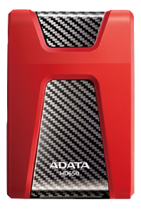 A-DATA 2TB DashDrive HD650 USB 3.0 (AHD650-2TU31-CRD)