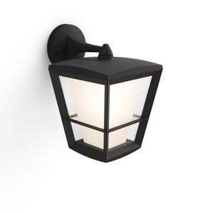 PHILIPS Hue - Econic Down Wall Lantern - White & Color Ambiance (915005732301)