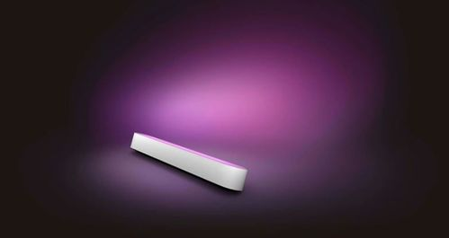 Philips Hue - Play light Bar Single Pack White - White & Color Ambiance (915005734401)
