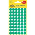 AVERY Labels Green   (3143)