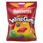 Bassett´s Traditional Winegum 160 gr pose
