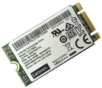 LENOVO DCG ThinkSystem M.2 CV1 32GB SATA 6Gb Non-Hot-Swap SSD (7N47A00129)