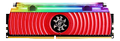A-DATA ADATA XPG DDR4 3200 2x8GB RED RGB LED