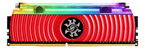 A-DATA ADATA XPG DDR4 3200 2x8GB RED RGB LED (AX4U320038G16-DR41)