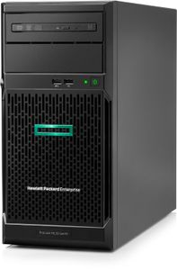 Hewlett Packard Enterprise Bundle HPE ML30 Gen10 E-2124 NEU/UK Svr (72891574 P06781-425 ENTML30-003)