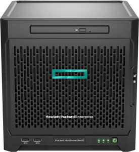 Hewlett Packard Enterprise Bundle HPE MicroSvr Gen10 3216 Ety EU/UK Svr/TV (72544375 873830-421 ENTMS-002)